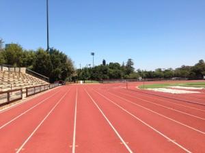 Stanford University Track