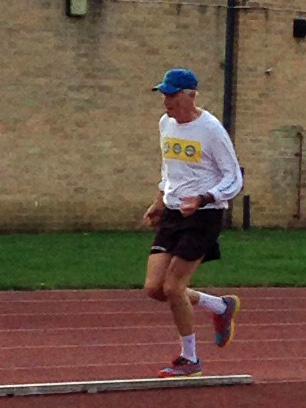 Iffley Road Track-Oxford University